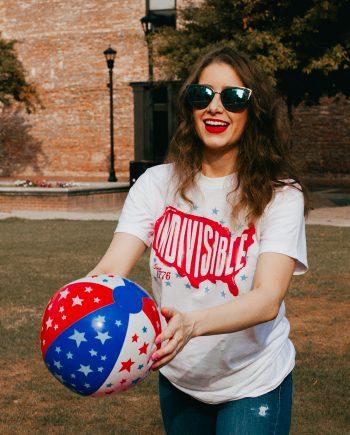Indivisible USA Shirt