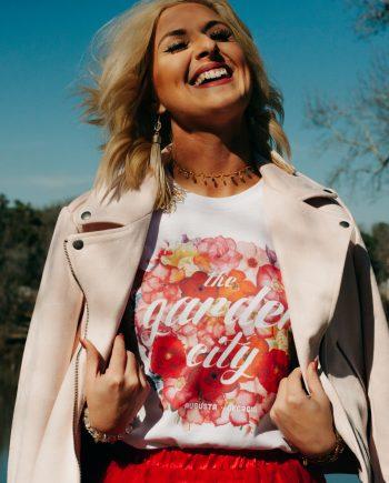 Floral Garden City Shirt