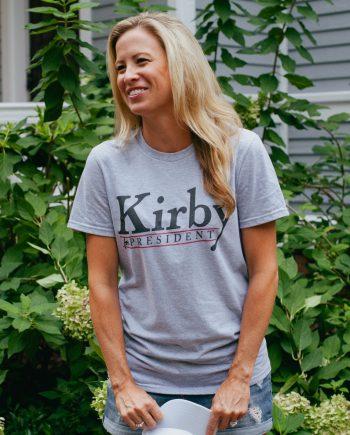 Kirby for Prez Shirt