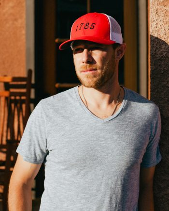 EST 1785 | Athens, Georgia Red Trucker Hat