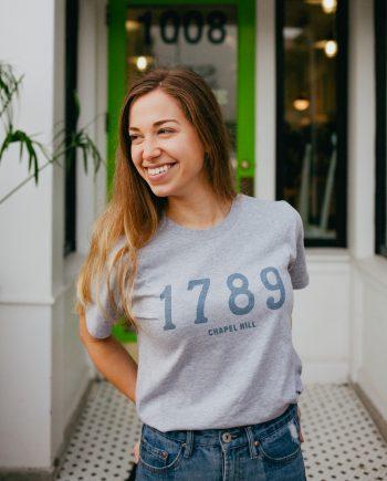 EST 1789 | Chapel Hill, North Carolina Shirt