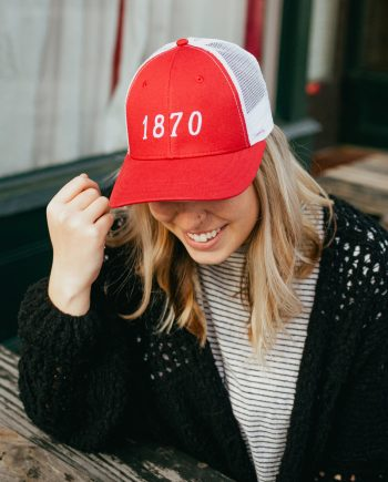 EST 1870 | Columbus, Ohio Trucker Hat