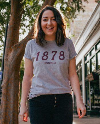 EST 1878 | Starkville, Mississippi Shirt