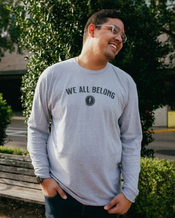 We All Belong Long Sleeve Shirt