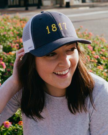 EST 1817 | Ann Arbor, Michigan Trucker Hat