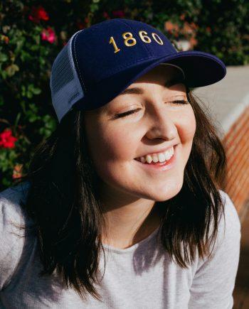 EST 1860 | Baton Rouge, Louisiana Trucker Hat