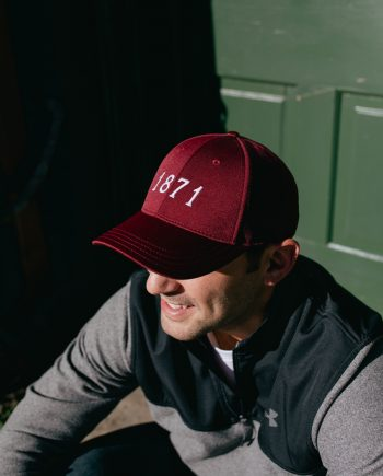 EST 1871 | College Station, Texas Feather Fit Hat