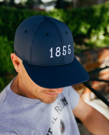 EST 1855 | State College, Pennsylvania Feather Fit Hat
