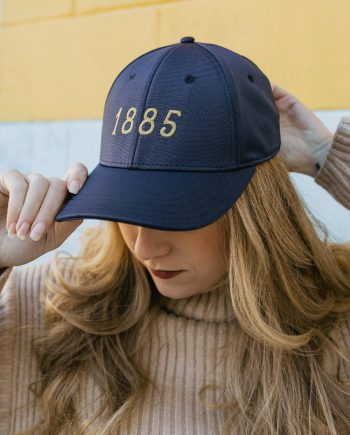 EST 1885 | Atlanta, Georgia Feather Fit Hat