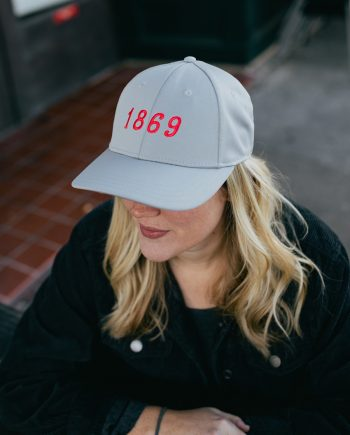 EST 1869 | Lincoln, Nebraska Feather Fit Hat