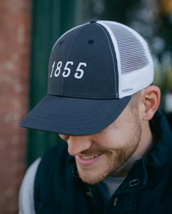 EST 1855 | State College, Pennsylvania Trucker Hat