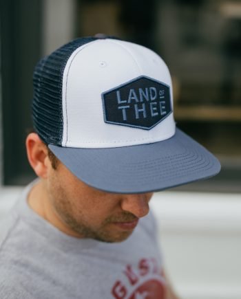 The Trey Flat Bill Hat