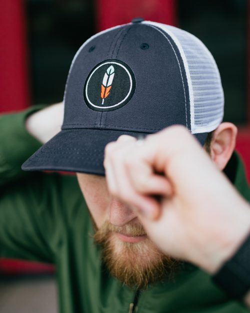 cf0966461dfe6f Trucker Hats from Your Favorite College Towns - Est XXXX Hats ...