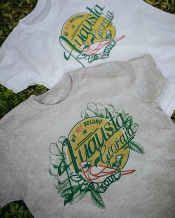 We All Belong in Augusta Georgia Shirt