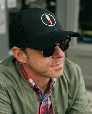 The James Trucker Hat