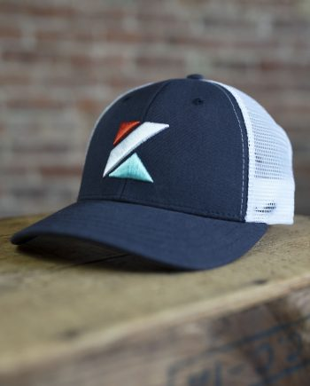 Kisner Foundation Trucker Hat Merica Edition