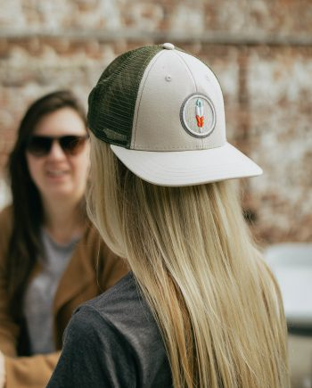 The Traveler Trucker Hat