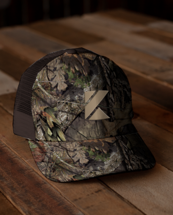 Kisner Foundation Trucker Hat Camo Edition