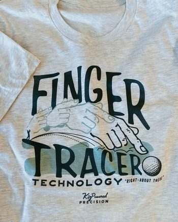 Finger Tracer Shirt Diagram Edition