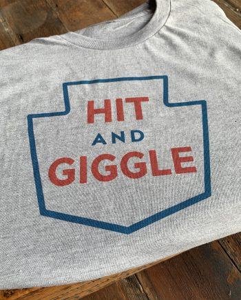 Kisner Hit & Giggle Shirt